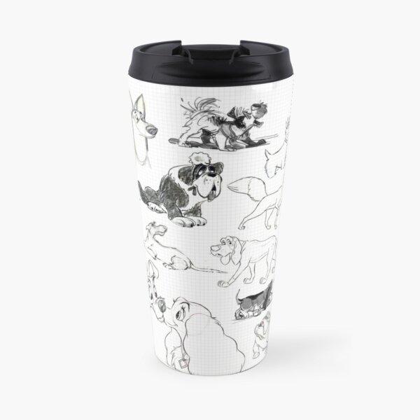 Classic Canines Travel Mug