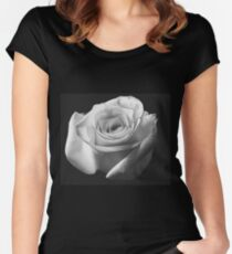 Flower 6 Women's Fitted Scoop T-Shirt
