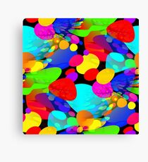 Squeeze Canvas Print