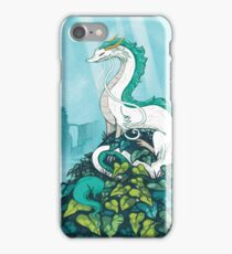 Ghibli Studios - Haku the Dragon - Spirited Away iPhone Case/Skin