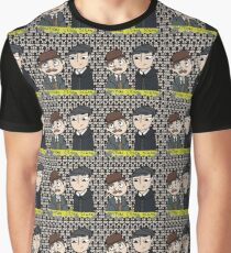 Sherlock Holmes and Dr. John Watson Graphic T-Shirt