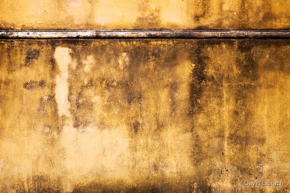 Church Wall #1 by David Librach - DL Photography -