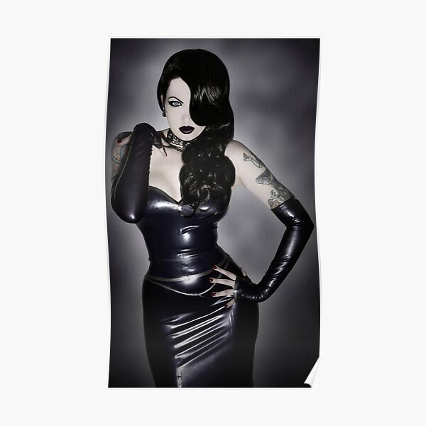 Violet Eyes - Dark Jessica 1 Poster
