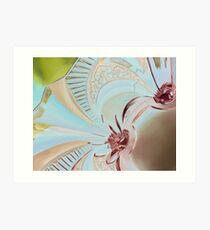 Inflorescence Art Print