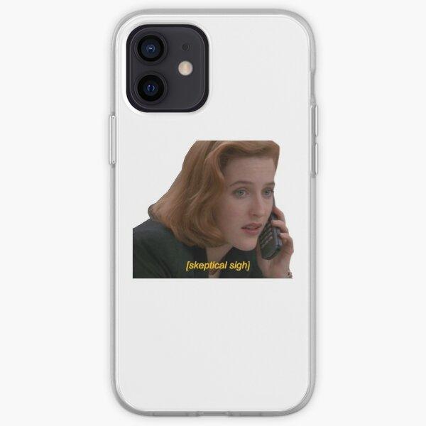 [skeptical sigh] iPhone Soft Case