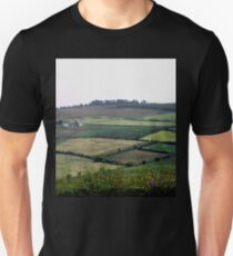 Patchwork Fields in Donegal, Ireland T-Shirt