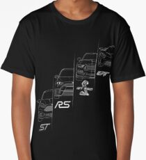 Ford Performance (White) Long T-Shirt