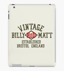 'The Review of Death' Motor Logo iPad Case/Skin