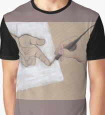 Drawing the basics  Graphic T-Shirt