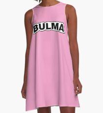 Bulma A-Line Dress