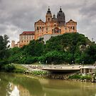 Melk Abbey by Tom Gomez