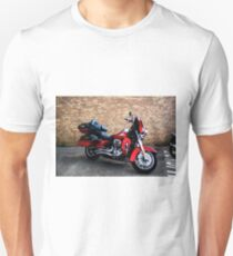Red Harley Unisex T-Shirt