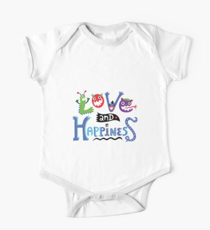 Love & Happiness Kids Clothes