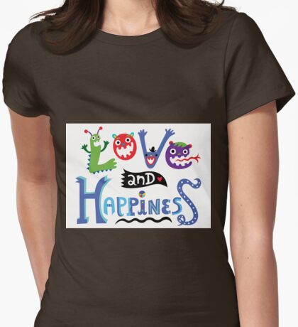 Love & Happiness T-Shirt