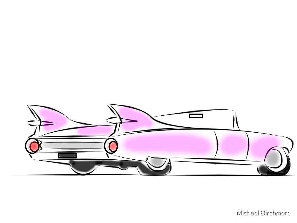 Cadillac by Michael Birchmore