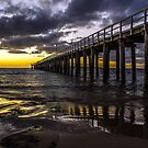 Early Morning - Point Lonsdale - Victoria - Australia by Glenda Williams