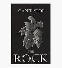 Lámina fotográfica Havel The Rock