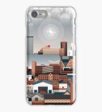 Birmingham Cityscape II iPhone Case/Skin