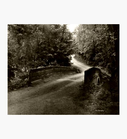 Swann Mill Road Photographic Print