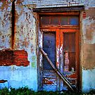 Old Doors by Savannah Gibbs