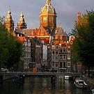 St. Nicolaaskerk by J.K. York
