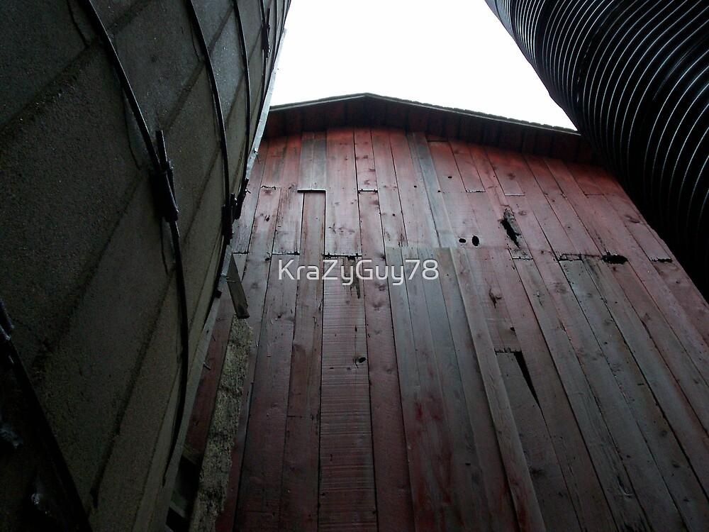 Betweem two silos.. by KraZyGuy78