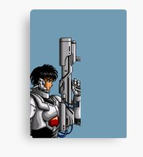 Phantasy Star IV - Wren Canvas Print