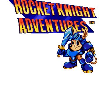 Rocket Knight Adventures by Xiaran