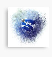 Sandstorm Rocket League Logo Canvas Print