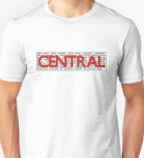 Central Line Unisex T-Shirt