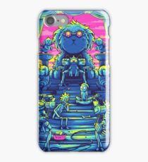 Lord Snowball - Rick and Morty iPhone Case/Skin