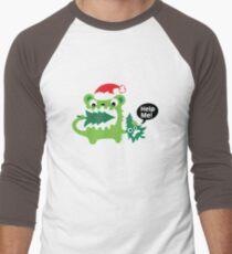 Help Me! Men's Baseball ¾ T-Shirt
