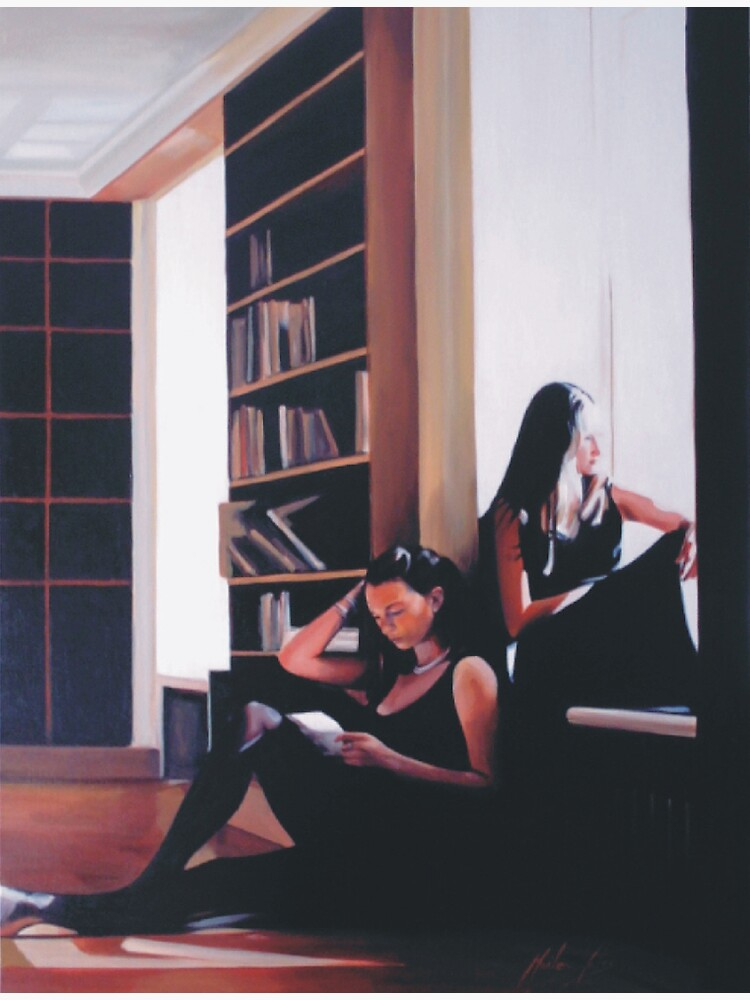 The Reading by melissamyartist