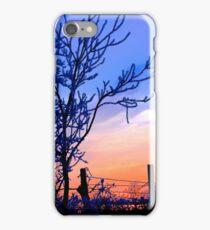 December Sunset iPhone Case/Skin