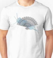 Watercolor Mandala Fan Unisex T-Shirt
