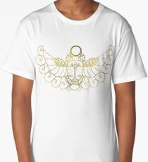 Simple Scarab Long T-Shirt