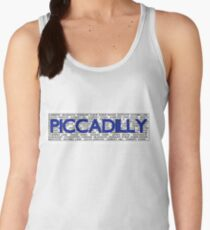 Piccadilly Line Women's Tank Top