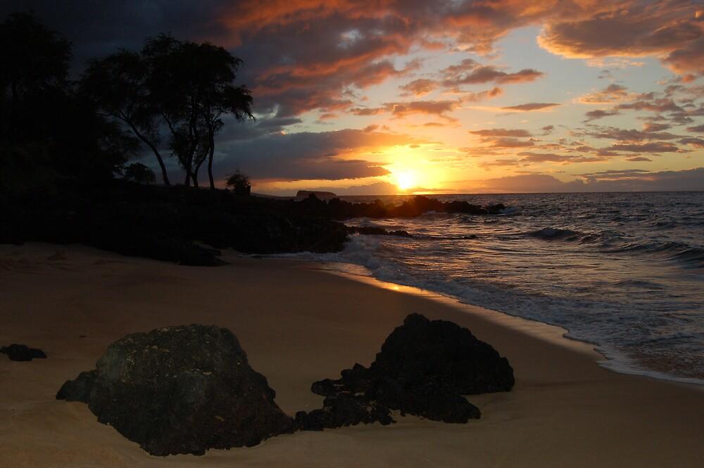Maui Sunset by kclassick