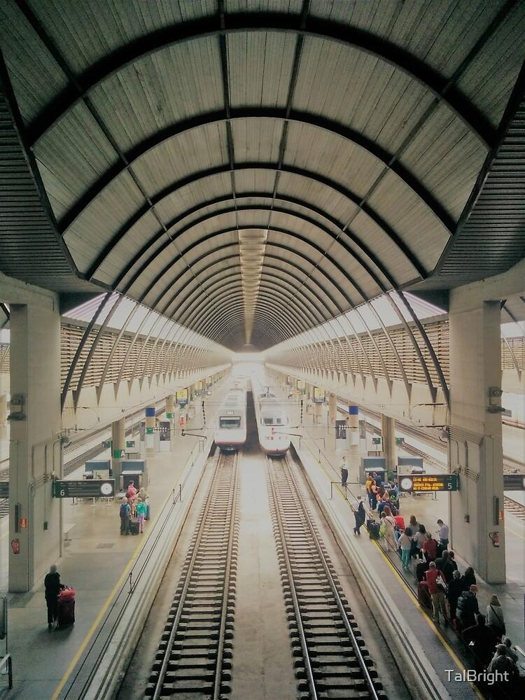 Seville Train station 2016 by TalBright