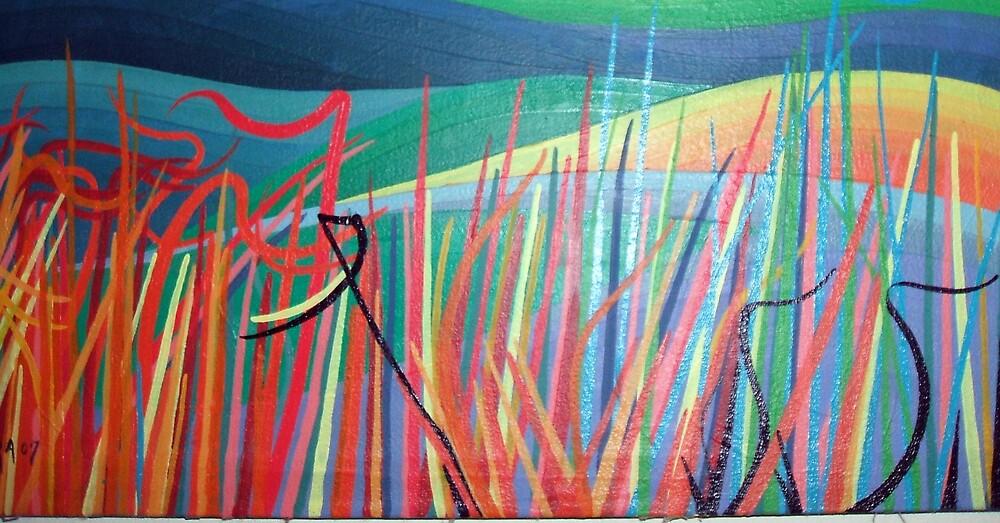 Grasses by Jamie Winter-Schira