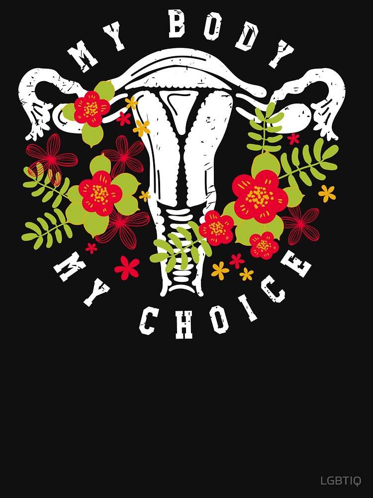Mi cuerpo, mi elección de LGBTIQ