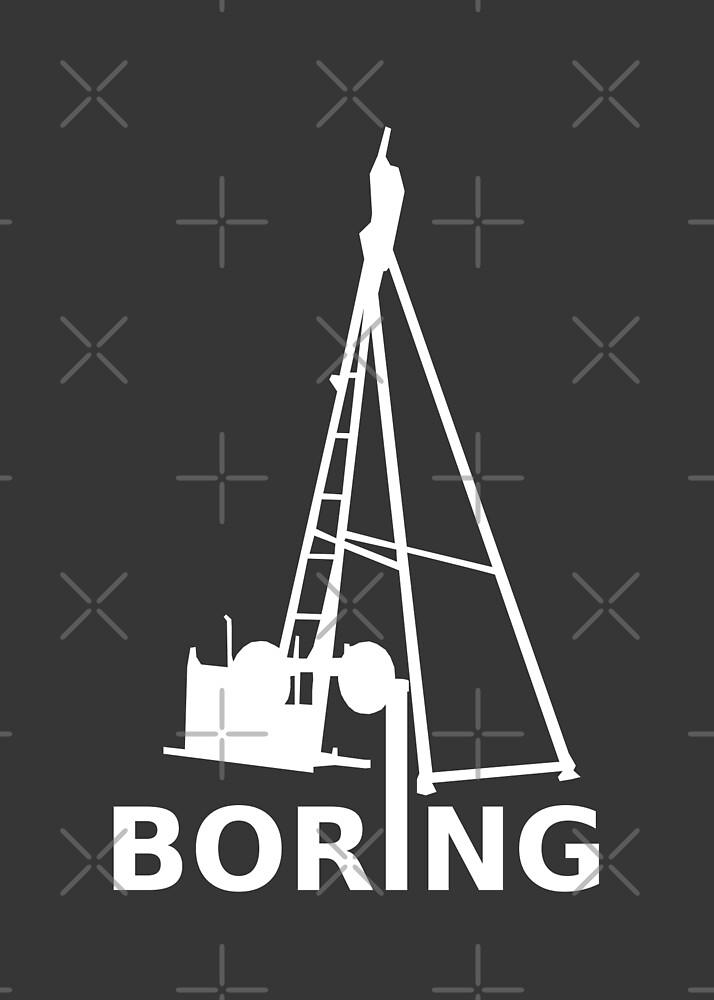 Boring (White) by Ragetroll