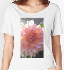 Stunning Dahlia Women's Relaxed Fit T-Shirt