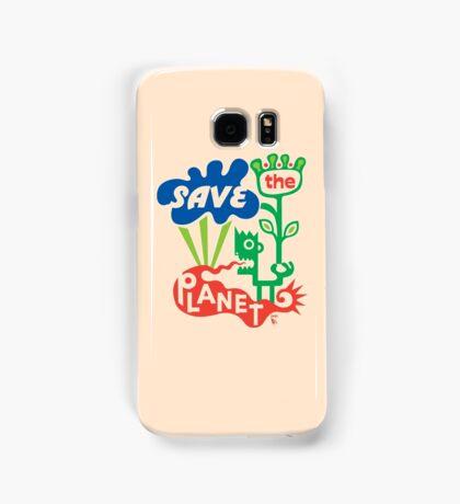 Save the Planet  Samsung Galaxy Case/Skin