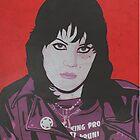 Women of Punk - Joan Jett (no text) by danellemichaud