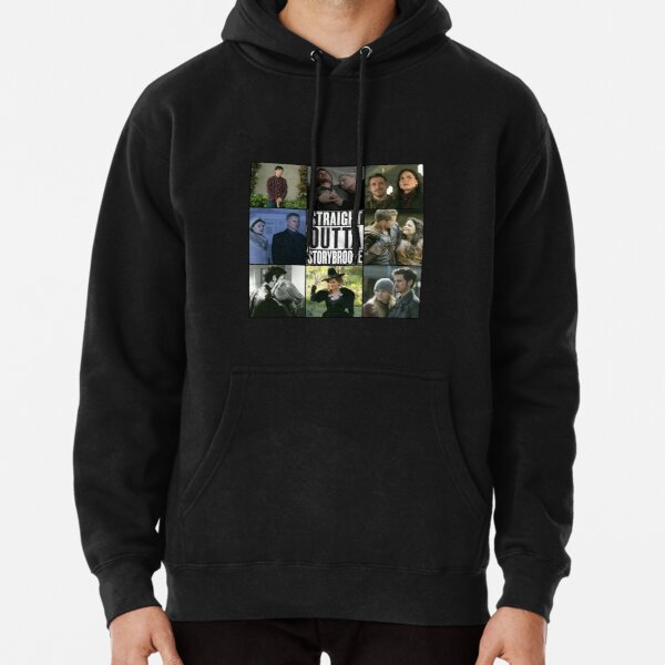 """""""Once Upon A Time"""" Characters and Couples Pullover Hoodie"""