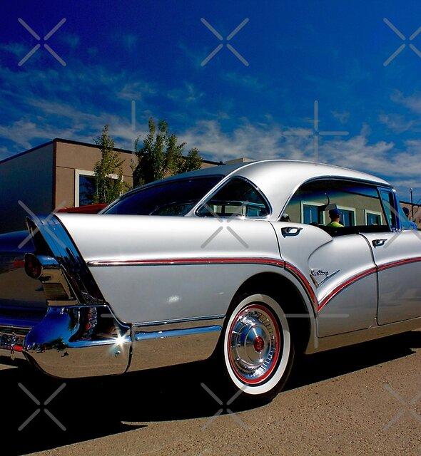 1957 Buick Century by Linda Bianic