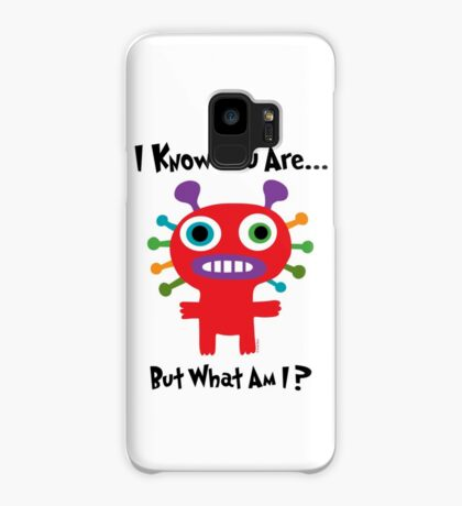 I know you are but what am I? Case/Skin for Samsung Galaxy