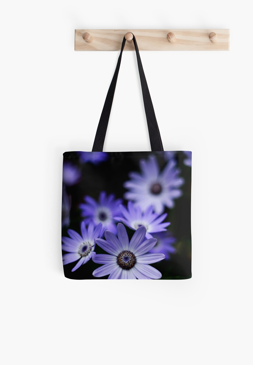 purple flowers by Victoria Fordham