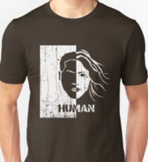 Human Slim Fit T-Shirt